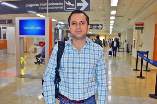 José Refugio Sandoval Rodríguez, diputado federal del PVEM.