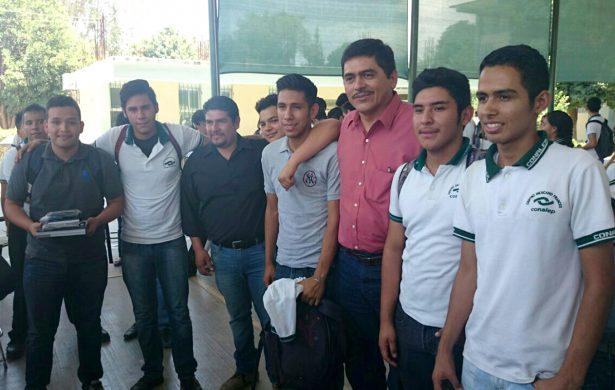 Firma de Convenios de modelo mexicano de educación dual