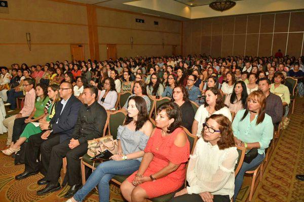 Cerca de 300 participantes se dieron cita al evento que se realizó en un hotel del oriente de la ciudad.