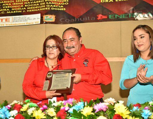 El Congreso contó con la presencia de talleristas y congresistas de la Ciudad de México y Comarca Lagunera.