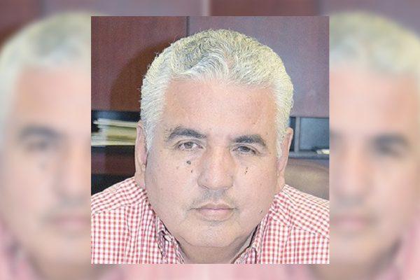Arturo Garza Jiménez, gerente de SIMAS.