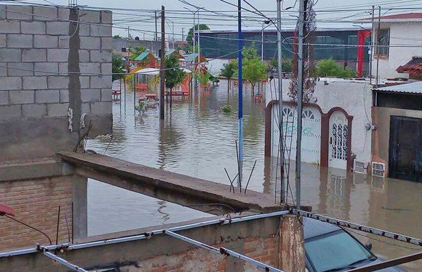 Lety es la única que ha tratado con seriedad el problema de aguas negras y pluviales: Adelmo
