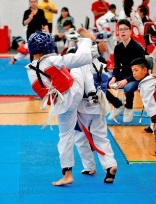 Los taekwondoines lerdenses, lo mejor del deporte en Lerdo.