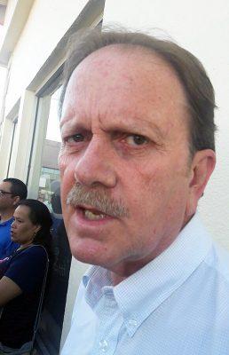 Gabriel Villalobos Máynez, director de Desarrollo Económico en Gómez Palacio.
