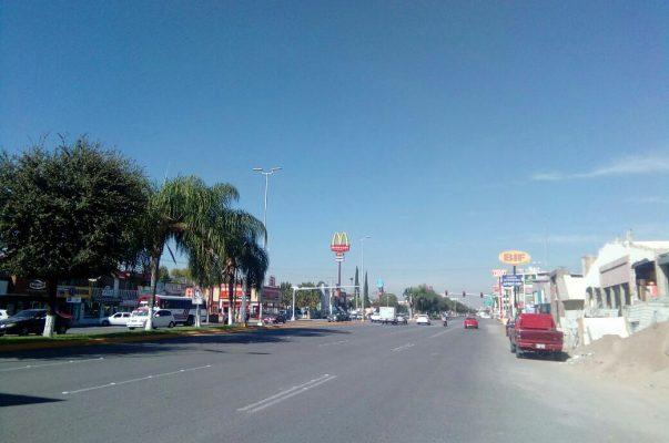 El bulevar Miguel Alemán albergará uno de los nuevos hoteles.