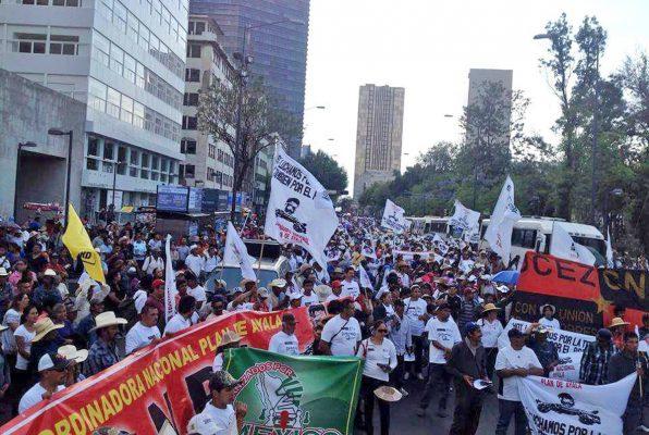 """Anuncian manifestación en CDMX """"El Campo Somos Todos"""""""