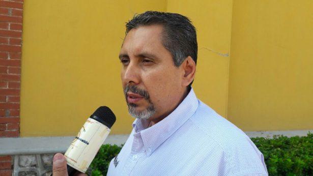 Fernando Uribe Novella, director de Obras Públicas.