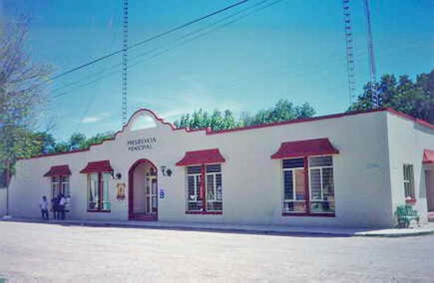 Presidencia municipal de Jiménez, Coahuila.