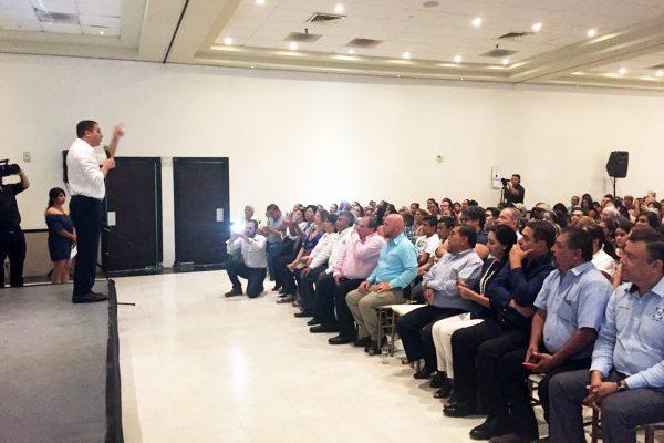 Debemos demostrar que somos diferentes al PRI y a Morena: Rafael Moreno