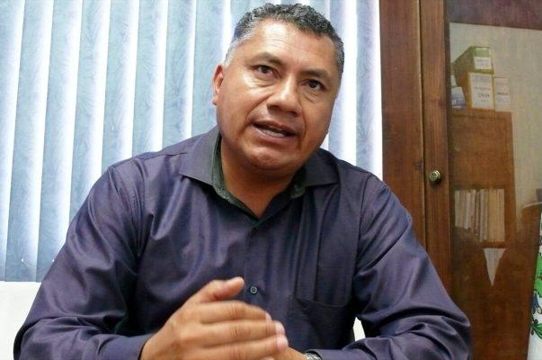 Héctor Manuel Alba Vidaña, director de la UPD Gómez Palacio.