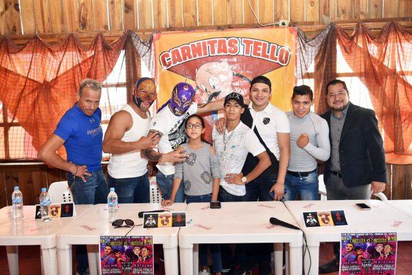 Larry Miranda ofende a exóticos de Torreón