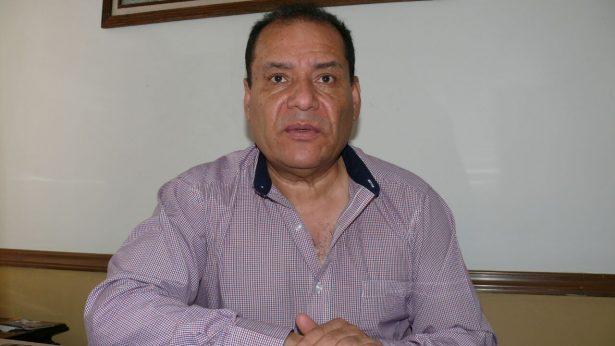 Víctor Martínez Favela, director de la Cruz Roja Mexicana en Gómez Palacio.