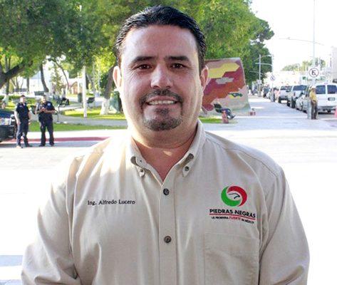 Alfredo Lucero Montemayor director de Imagen Urbana.