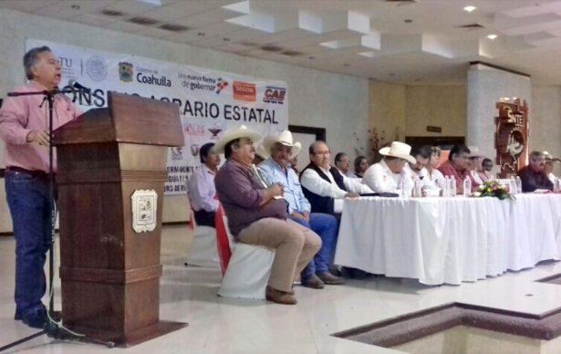 Celebra su 23 sesión el Consejo Agrario Permanente en Matamoros