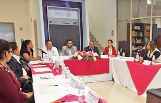 Iniciaron mesas de diálogo sobre déficit de cultura democrática