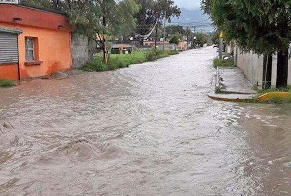 Sin daños por chubasco en Monclova