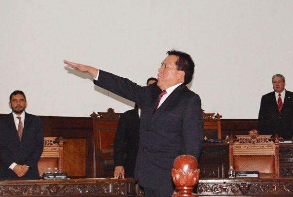 Rinde protesta Gerardo Márquez Guevara como Fiscal de Coahuila