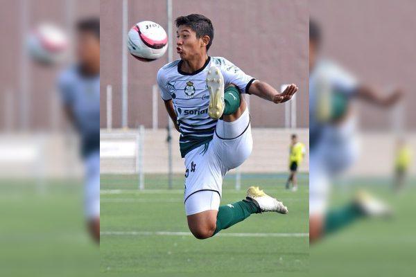Santos enfrentará a Chivas en partido pendiente del Torneo Sub 17