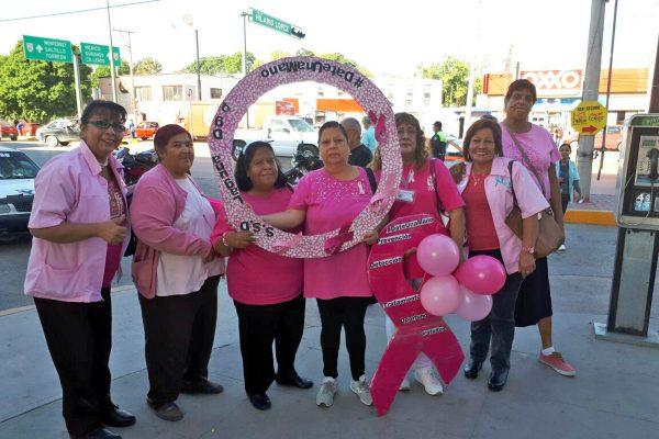 Se incrementan 7% los casos de cáncer de mama en La Laguna de Durango