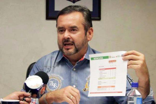 Aclara alcalde de Monclova, no fue balacera solo persecución policial