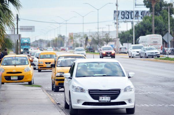Taxistas se ampararán contra nueva Ley de Transporte