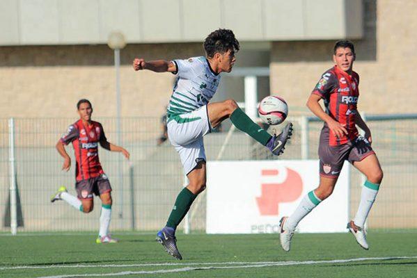 Santos vence 2-1 al Necaxa en Torneo Sub 17