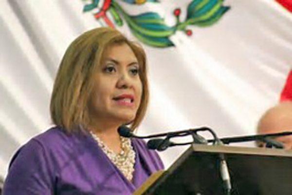 Lariza Montiel Luis, diputada.