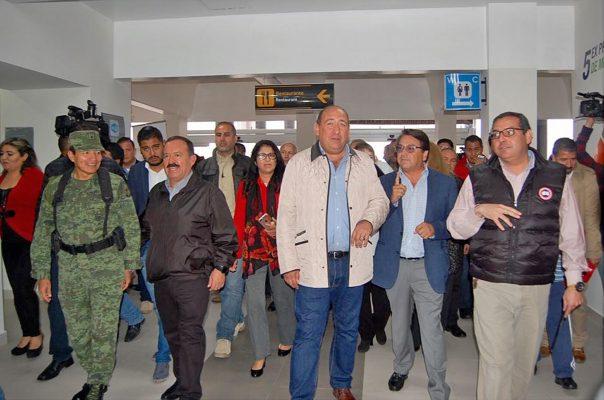 j28 modernización del aeropuerto 2
