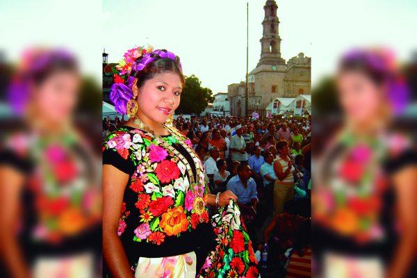 Culmina presentación de Grupo Cultural Oaxaca