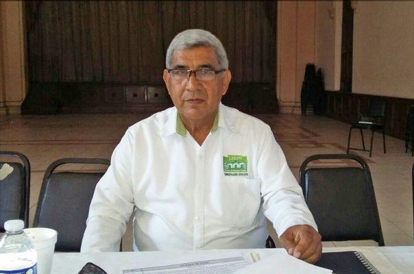 Vicente García Ramírez, titular de la unidad de Protección Civil.