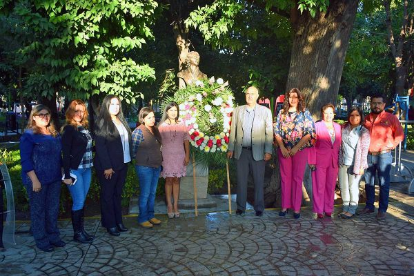 Conmemoran 64 Aniversario del reconocimiento de los Derechos Políticos de las Mujeres