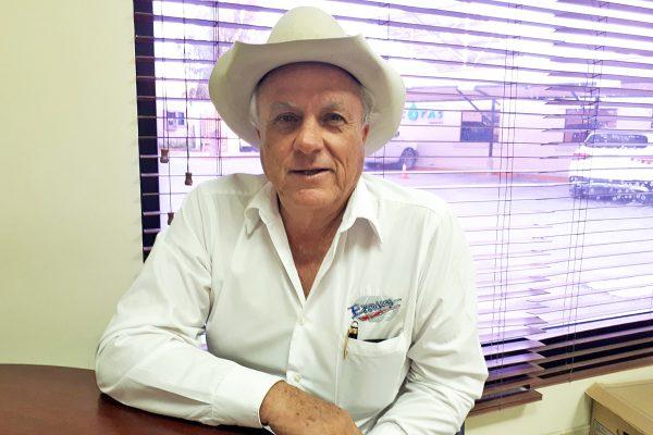 Juan José Córdoba Herrero, presidente de la Asociación Nacional de Engordadores de Ganado.