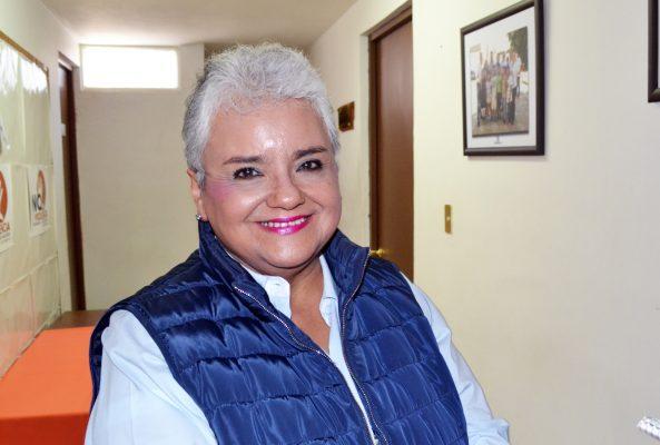 Esther Quintana Salinas, secretaria de Promoción Política de la Mujer en el comité directivo del PAN.