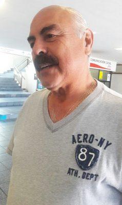 Raúl Humberto Macías Ramírez, jefe de panteones en Gómez Palacio.