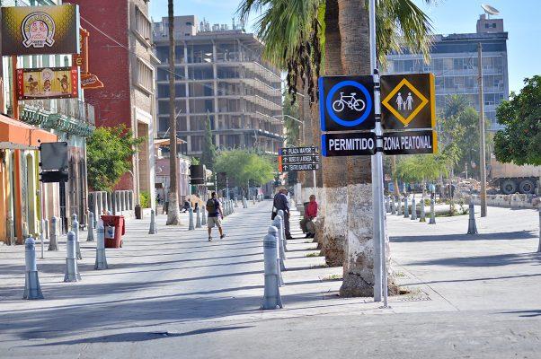 Disminuye la incidencia de vandalismo en el Paseo Morelos