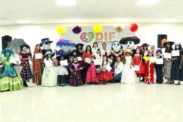Centros comunitarios del DIF Torreón, por el rescate de las tradiciones mexicanas
