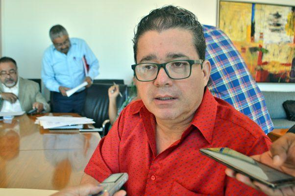 José Ignacio Corona Rodríguez, presidente de la comisión del Agua en el Cabildo de Torreón.