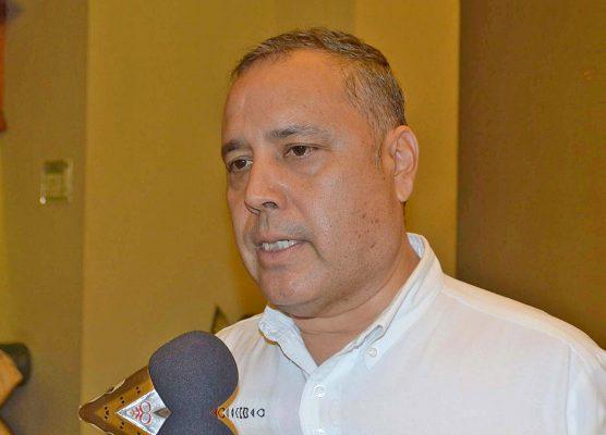 José Antonio Márquez González, vocero de la nueva Asociación de Bares, Restaurantes y Banquetes de La Laguna.