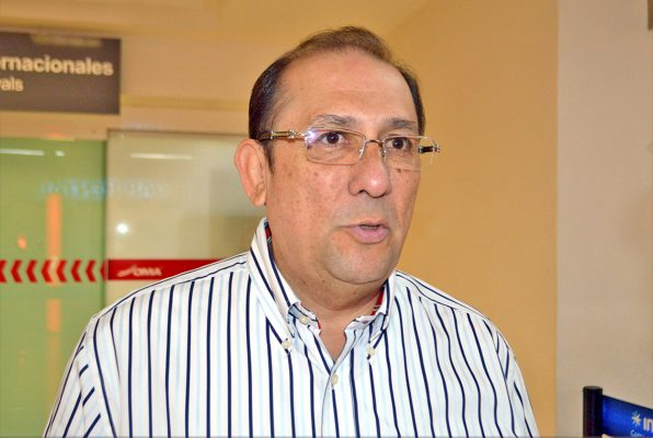Mario Lozoya Díaz Rivera, consejero nacional de Canacintra.