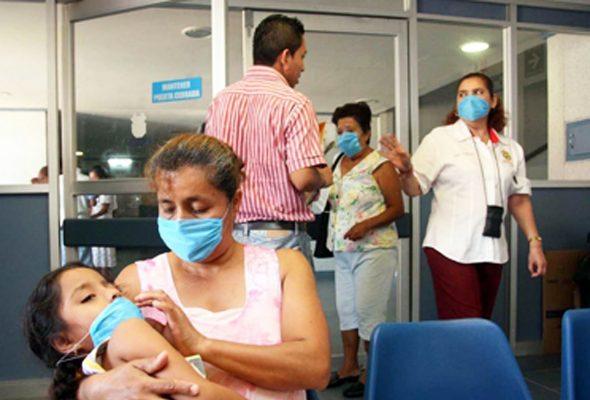 Crece 12% atención de enfermedades respiratorias