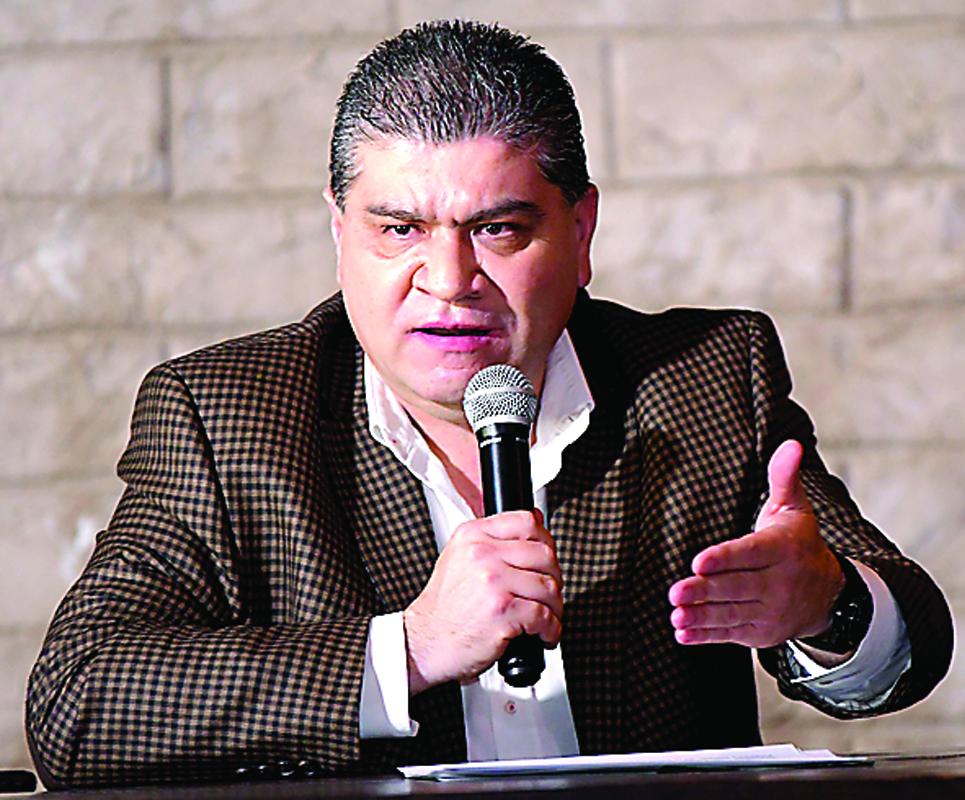 Miguel Ángel Riquelme asume gubernatura de Coahuila