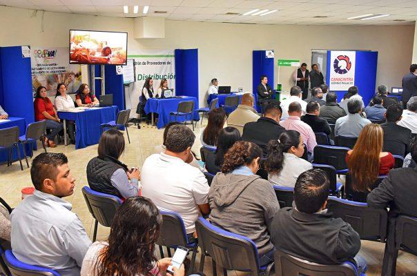 Arranca Expo Feria Compras de Gobierno de Canacintra Gómez Palacio