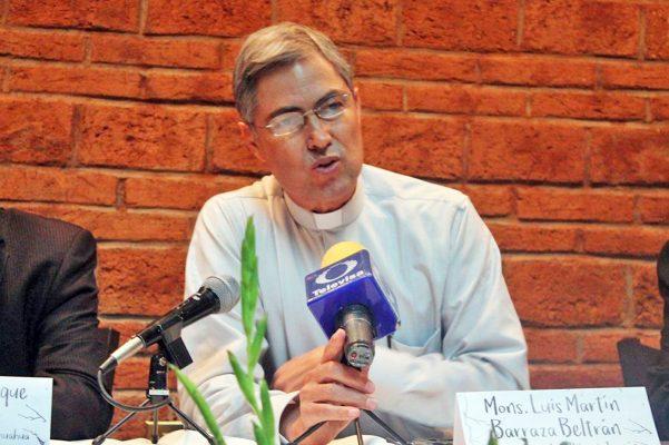 Obispo electo de Torreón participa en la CIV Asamblea Plenaria del Episcopado de México