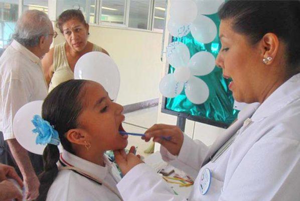 Activa participación del IMSS Coahuila en la Semana Nacional de Salud Bucal