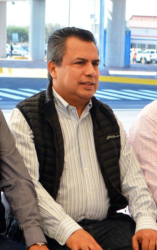 Jorge Luis Morán Delgado, alcalde de Torreón.