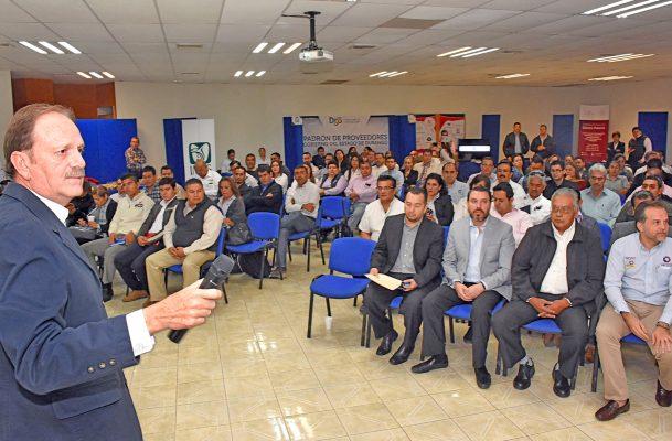 Prioridad a la proveeduría, intención de la alcaldesa Leticia Herrera Ale