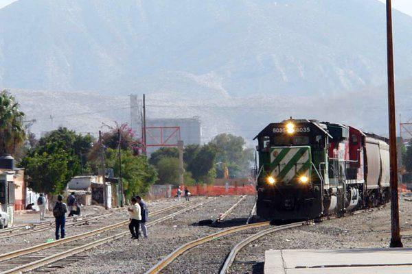 La carga en el país, la mueven ferrocarriles en un 25%