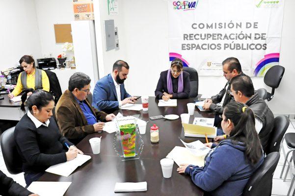 Invierte Municipio 12 mdp en el rescate de espacios públicos