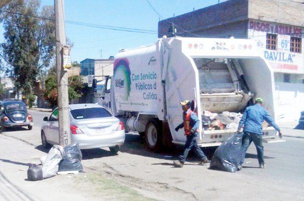 Diciembre significa mayor recolección de basura: JS