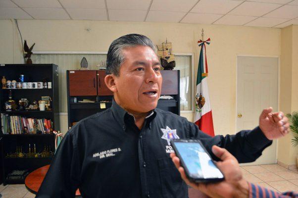 El teniente Adelaido Flores Díaz deberá también explicar el paradero de esos motores y transmisiones de las patrullas en desuso.